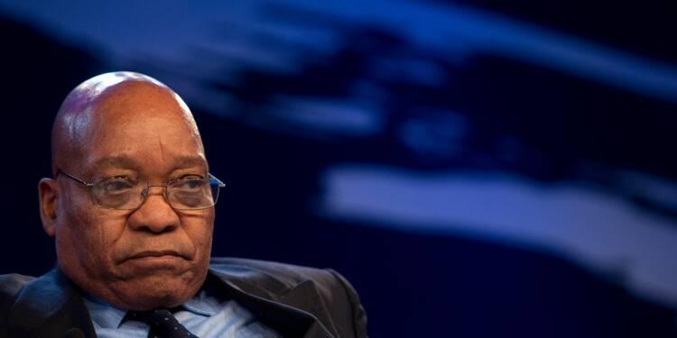 Afrique du Sud: l'ANC exige la démission de Zuma, la balle est dans son camp