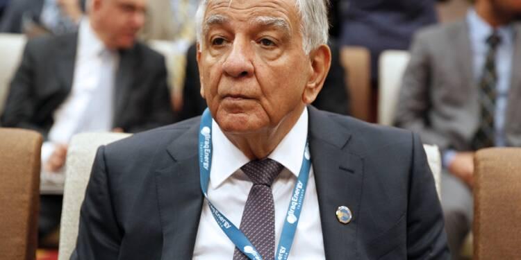 L'Irak veut augmenter ses capacités de production de pétrole et gaz