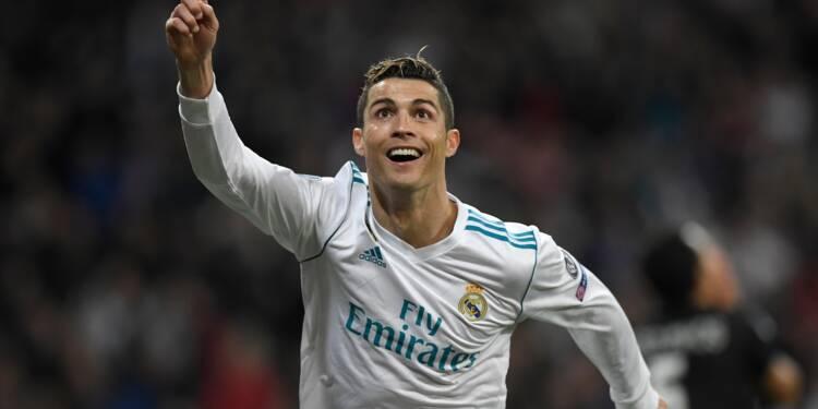 Ligue des champions: le PSG s'écroule, première manche royale pour le Real