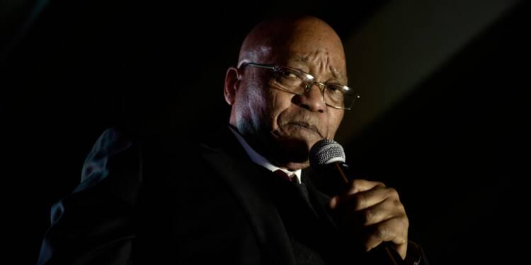 """Afrique du Sud: Jacob Zuma a annoncé sa démission """"immédiate"""""""