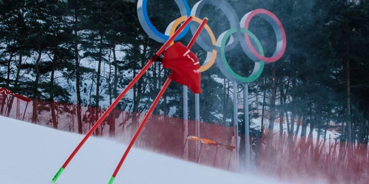 JO-2018: un vent mauvais désorganise les JO de Pyeongchang