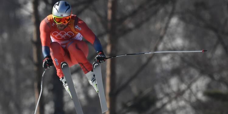 JO-2018: Aksel Lund Svindal, 1er Norvégien champion olympique de descente
