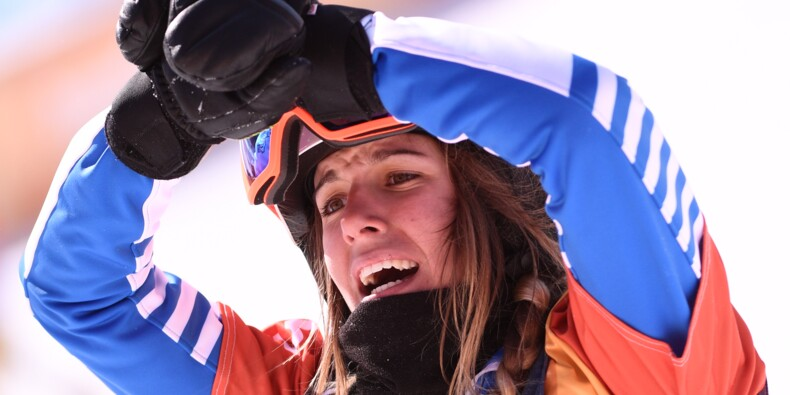 JO-2018: Julia Pereira de Sousa en argent en snowboardcross, 7e médaille française