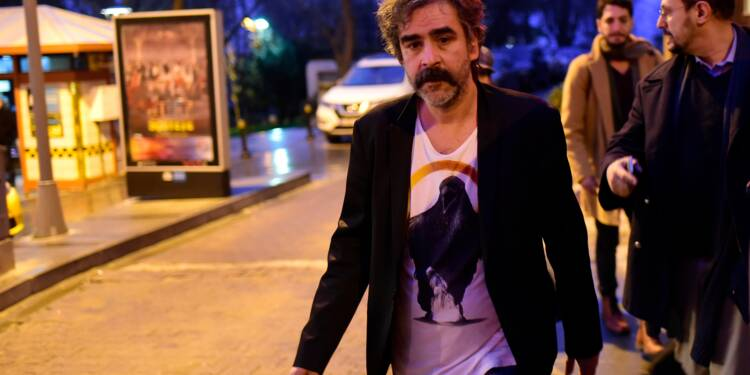 Le journaliste germano-turc Deniz Yücel libre après un an en détention