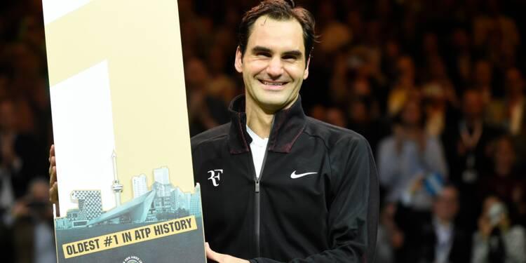 Tennis: à 36 ans, Federer écrit l'Histoire avec classe