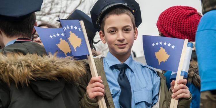 Le Kosovo fête les dix ans de sa déclaration d'indépendance