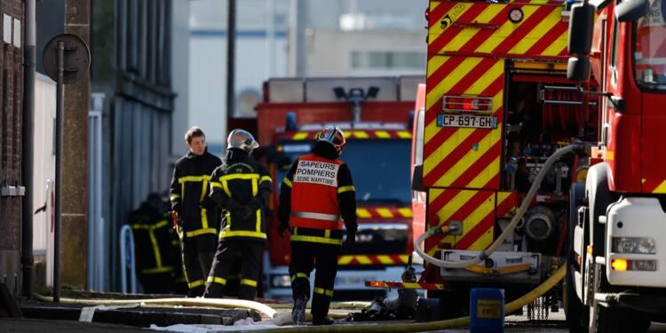 Une explosion dans une usine de Dieppe fait deux morts