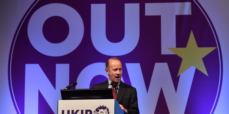 Royaume-Uni: l'Ukip en crise après la révocation de son leader