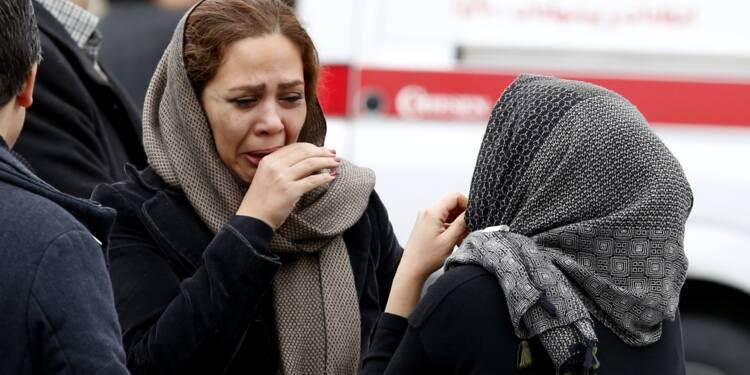 Iran: le mauvais temps complique les recherches de l'avion disparu