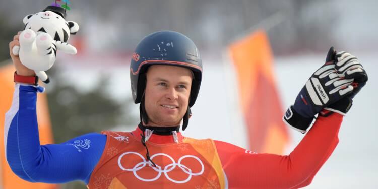 JO-2018: Pinturault apporte à la France sa 8e médaille, Hirscher majuscule