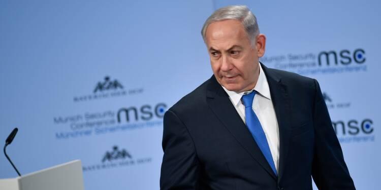 """Netanyahu juge """"inacceptables"""" les propos du Premier ministre polonais sur la Shoah"""
