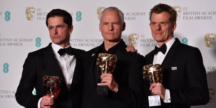 """Three Billboards: les panneaux de la vengeance"", Bafta du meilleur film"