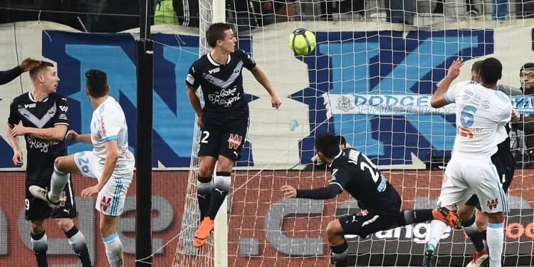Ligue 1: Marseille conforte sa place sur le podium, Lyon s'en éloigne