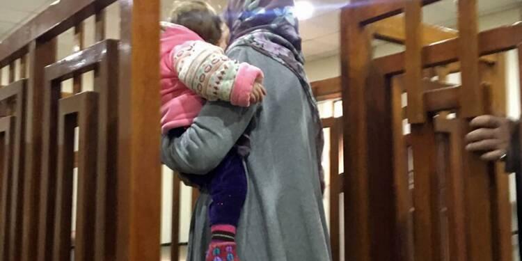 Irak: condamnée à perpétuité, Mélina Boughedir passera 20 ans en prison