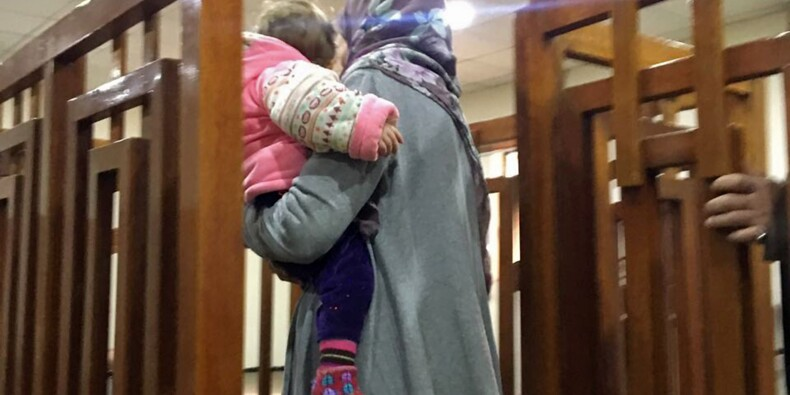 Irak: une jihadiste française condamnée, libérée et expulsable