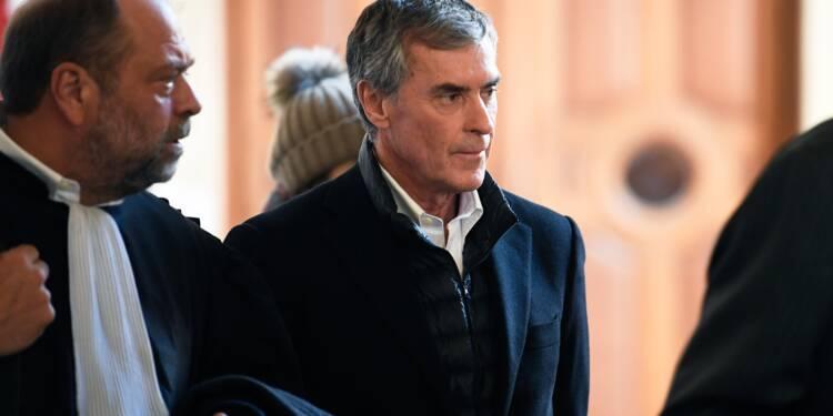 Fraude fiscale: trois ans de prison ferme requis contre Jérôme Cahuzac