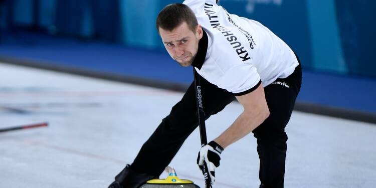 JO-2018: le curleur russe Alexander Krushelnitsky contrôlé positif