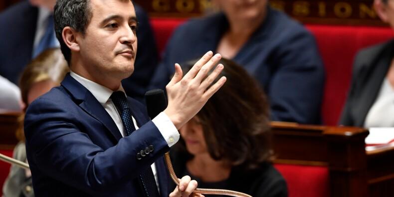 """SNCF: Darmanin """"pas opposé"""" à la suppression du statut de cheminot"""