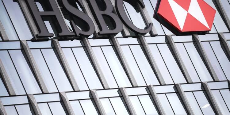HSBC : les restructurations lui permettent de renouer avec la croissance