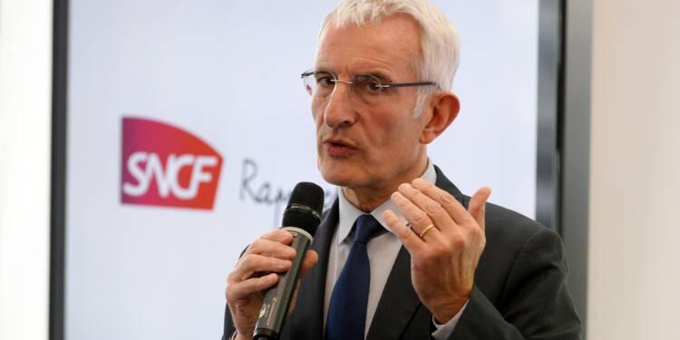 """SNCF: """"Coup de gueule"""" de Pepy contre le """"cheminot bashing"""""""