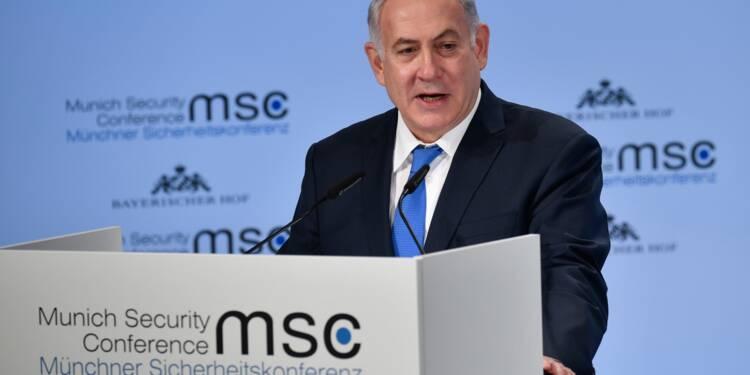 """Israël: conclusion d'un contrat """"historique"""" de fourniture de gaz à l'Egypte"""
