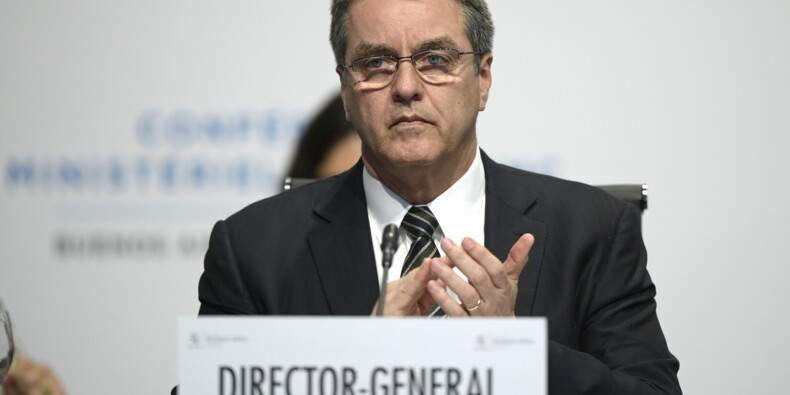 """Le patron de l'OMC met en garde contre la """"paralysie"""" de l'organisation"""