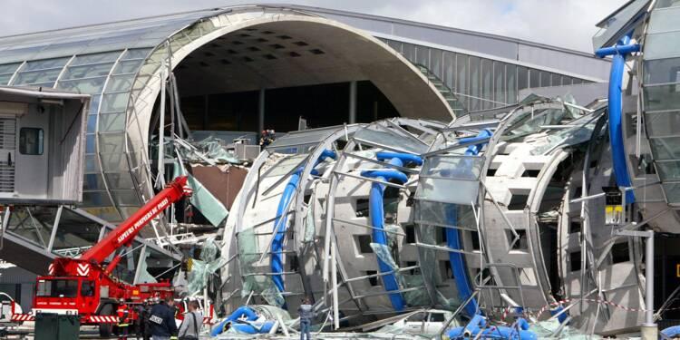 Effondrement mortel d'un terminal à Roissy: procès en décembre 2018