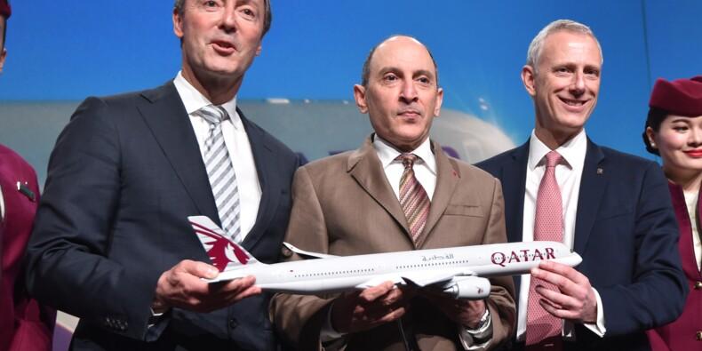 Brégier livre le premier A350-1000 à son dernier jour au sein d'Airbus