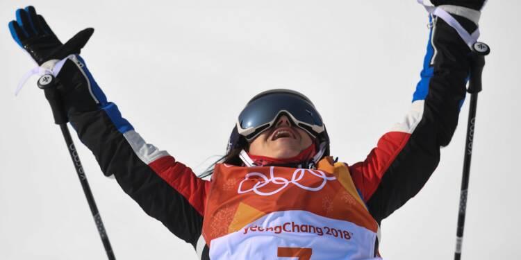 JO-2018: Marie Martinod en argent en halfpipe, 11e médaille française