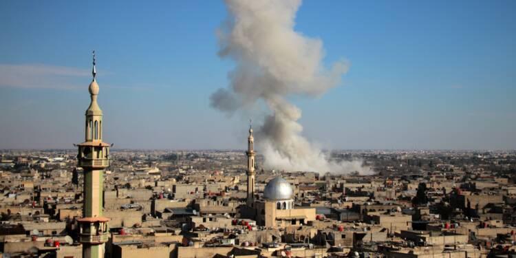 Syrie: 100 morts dans un fief rebelle, l'ONU réclame l'arrêt des bombardements