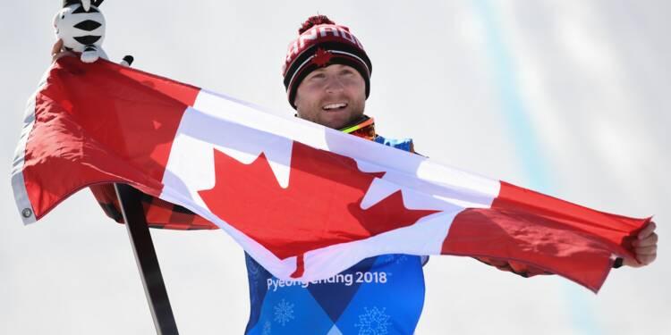 JO-2018: le Canadien Leman en or en skicross, hécatombe française