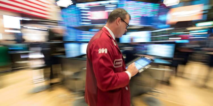 Wall Street rebondit en attendant les minutes de la Fed
