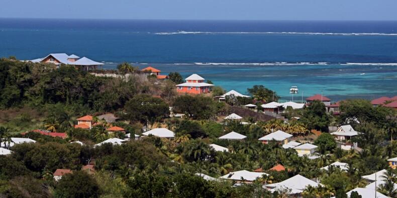 Tourisme: plus d'un million de visiteurs en Martinique en 2017, record historique