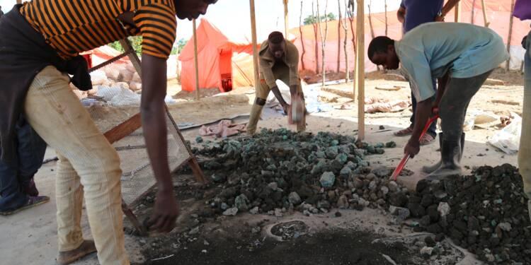 Ruée mondiale vers le cobalt congolais: la Chine, médaille d'or