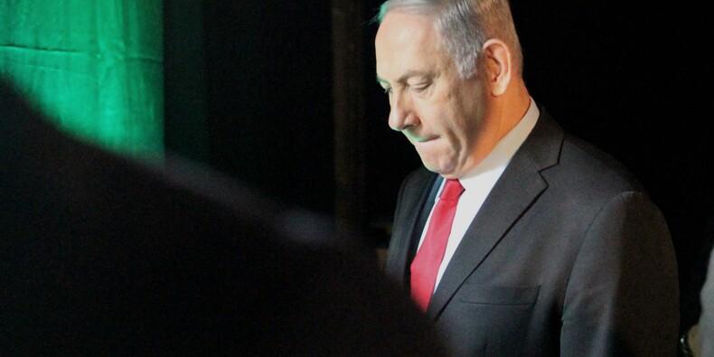 Les coups durs se succèdent pour Benjamin Netanyahu