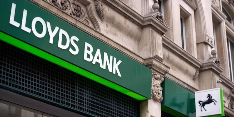 Lloyds améliore ses profits et se montre confiante pour l'économie