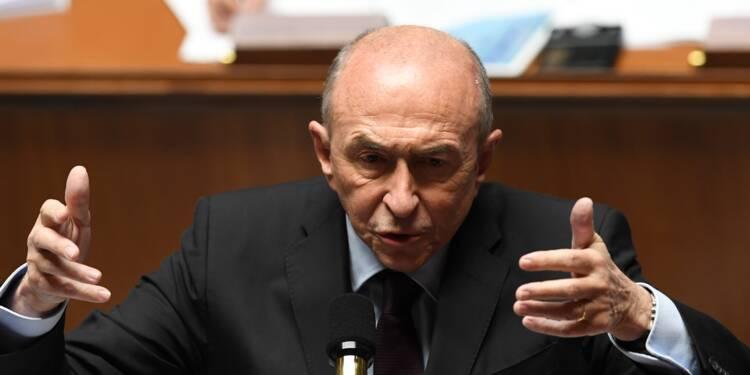 """Gérard Collomb, hémisphère droit de la """"macronie"""""""