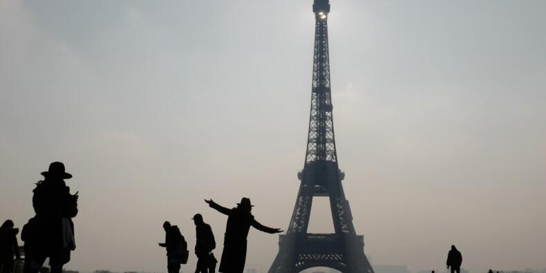 Paris et sa région ont attiré un nombre record de touristes en 2017