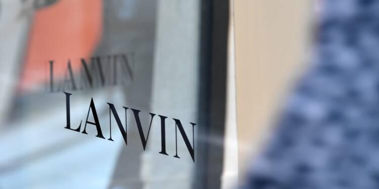 Après le Club Med, le chinois Fosun veut relancer la maison Lanvin
