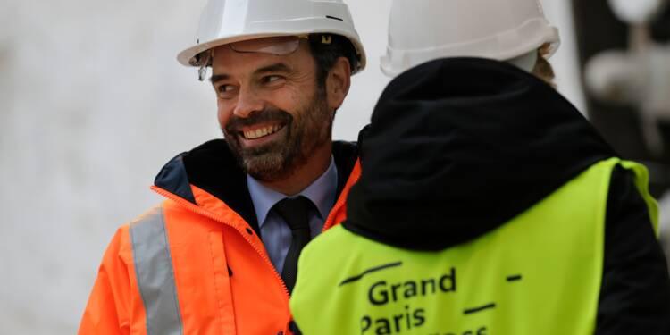 Métro du Grand Paris: des retards, mais objectif global de 2030 maintenu