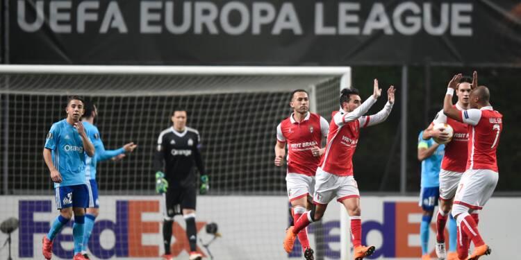 Europa League: l'OM qualifié mais défait avant le Clasico