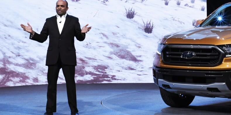 """Départ du patron de Ford en Amérique du Nord pour """"comportement inapproprié"""""""