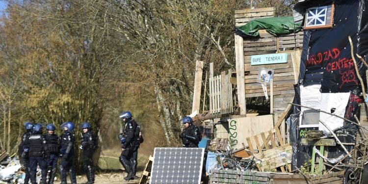 Bure: les opposants à l'enfouissement des déchets nucléaires évacués