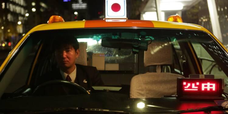 Les taxis japonais en pleine mue avant les JO de Tokyo