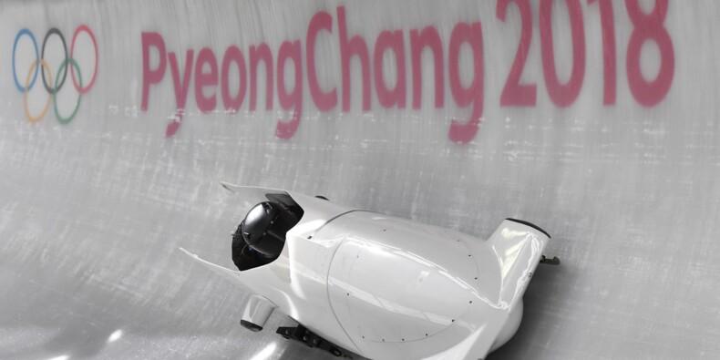 JO-2018: une Russe contrôlée positive à Pyeongchang en bobsleigh