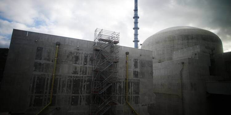 Nucléaire: le gouvernement n'écarte pas de nouveaux EPR mais sous condition