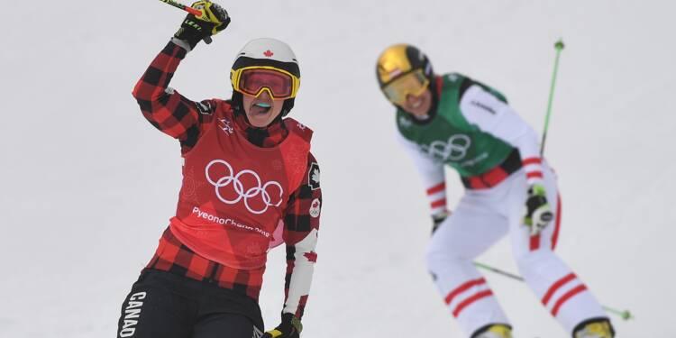 JO-2018: doublé des Canadiennes, Serwa devant Phelan en skicross