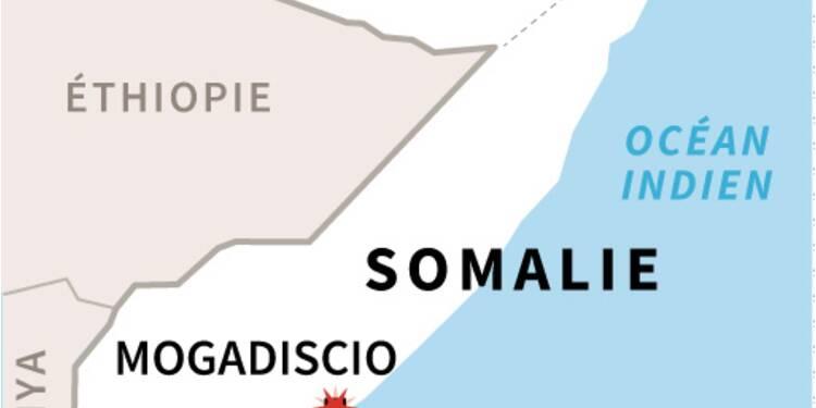 Somalie: au moins 18 morts dans un double attentat à Mogadiscio