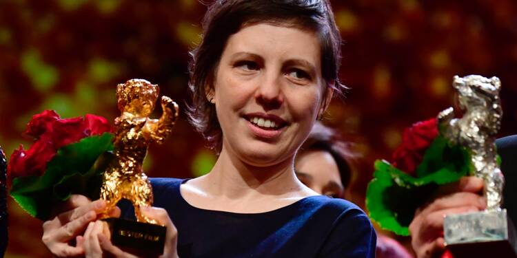 "Berlinale : Ours d'or pour le film roumain ""Touch me not"""