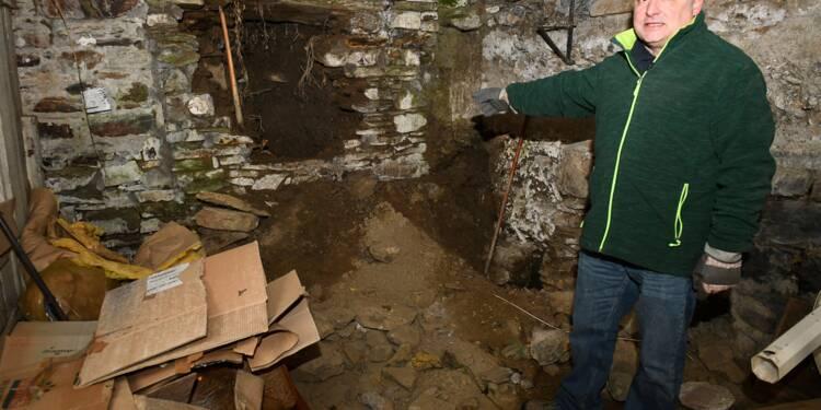 Affaire Seznec: un os retrouvé lors de de fouilles dans l'ancienne maison familiale